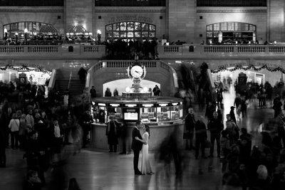 NYC Elopement Photos