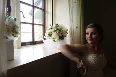 Beautiful Toronto bride