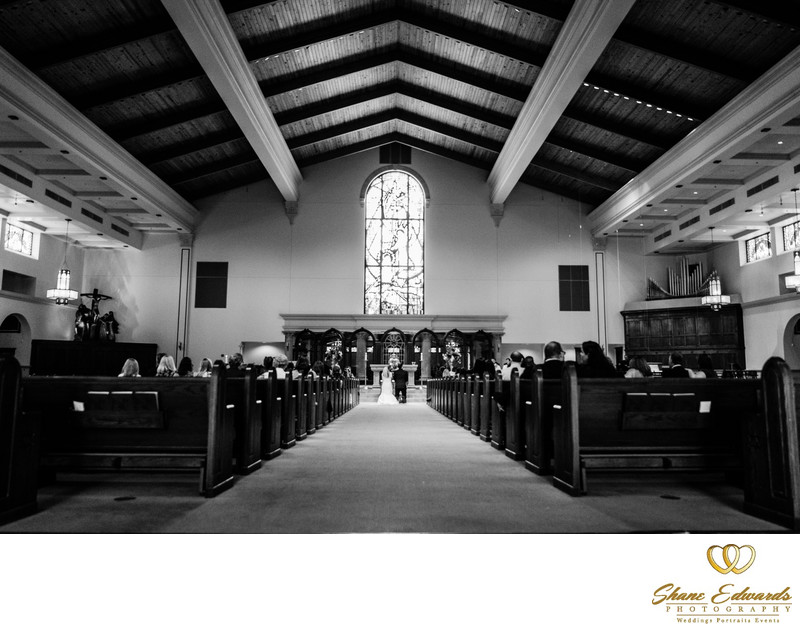 Best Church Wedding Photographer