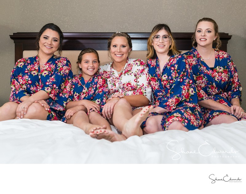 DoubleTree Wedding Photographer