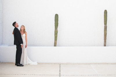 Cabo San Lucas Wedding Portraits