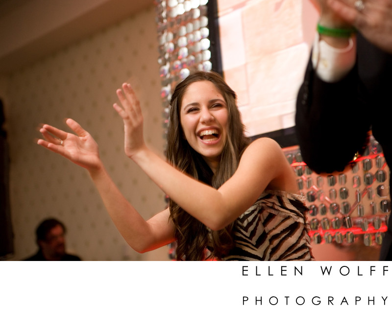 Bat Mitzvah photography at Old Oaks Country Club