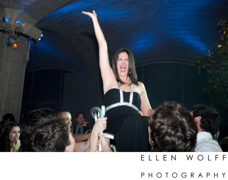 Bar Mitzvah photography at Guastavino's NYC