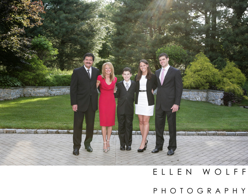 Long Island family portrait photographer