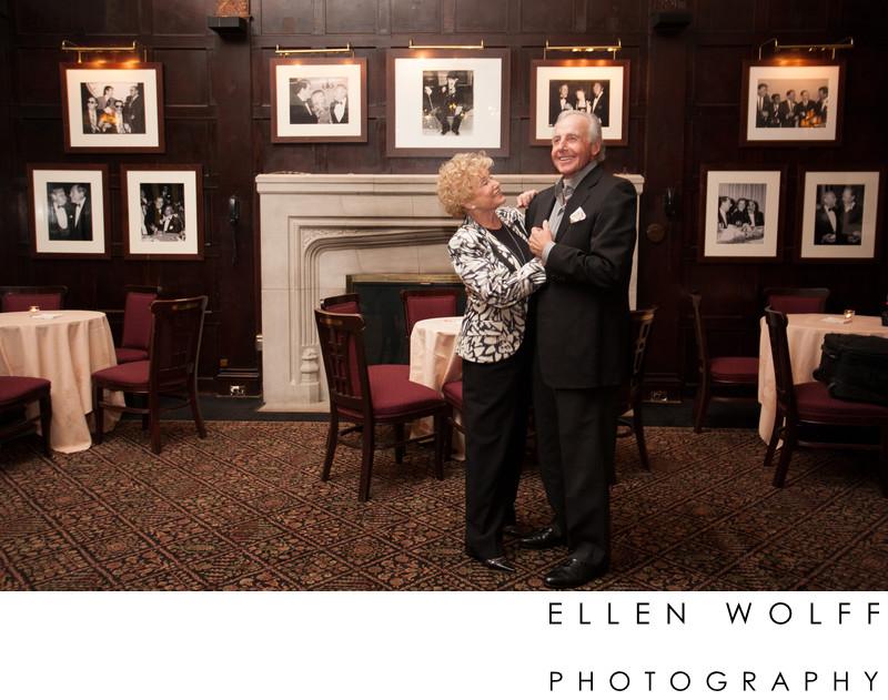Friars Club photographer