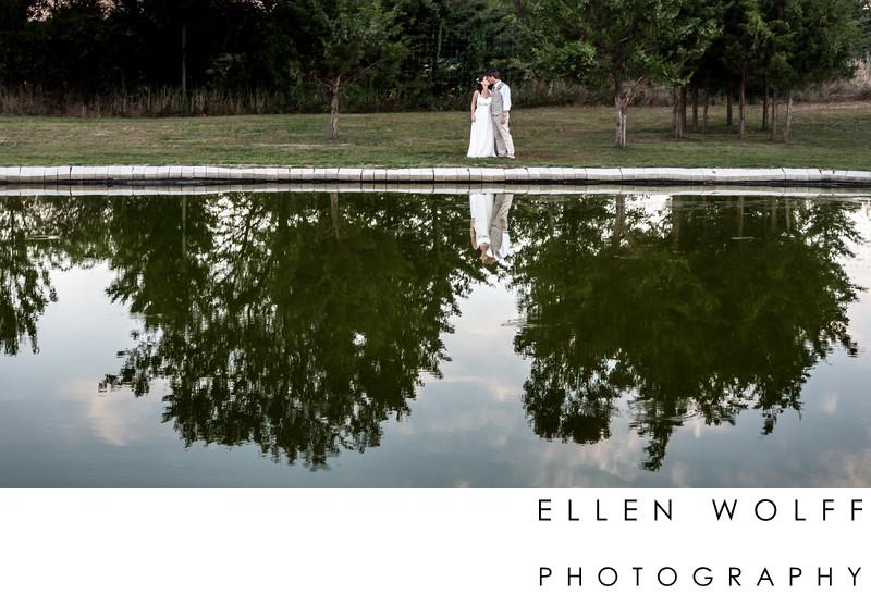 Wedding photography at Laurel Lake Vineyards