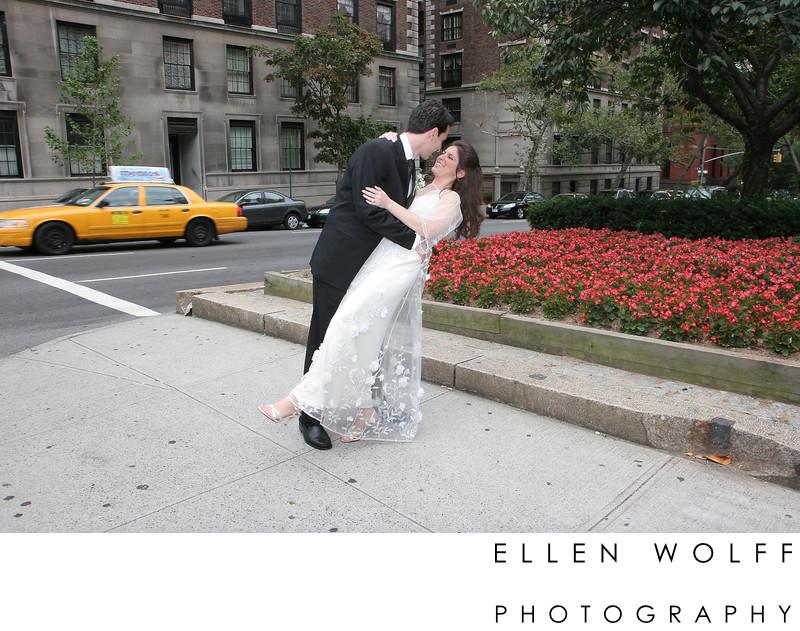 Pratt Mansion nyc wedding photo