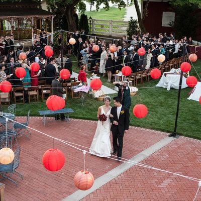 Long Island vineyard wedding photography