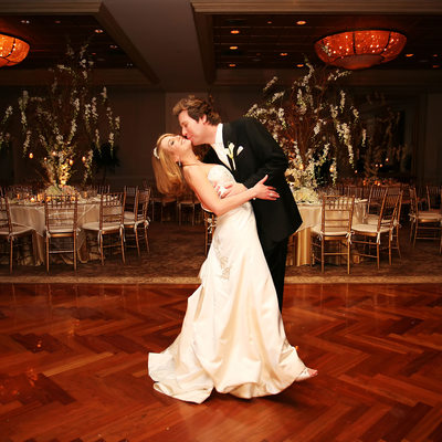 Glen Head Country Club wedding photograph
