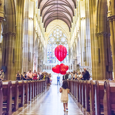 Wedding Photographer Sydney, St Mary's Cathedral