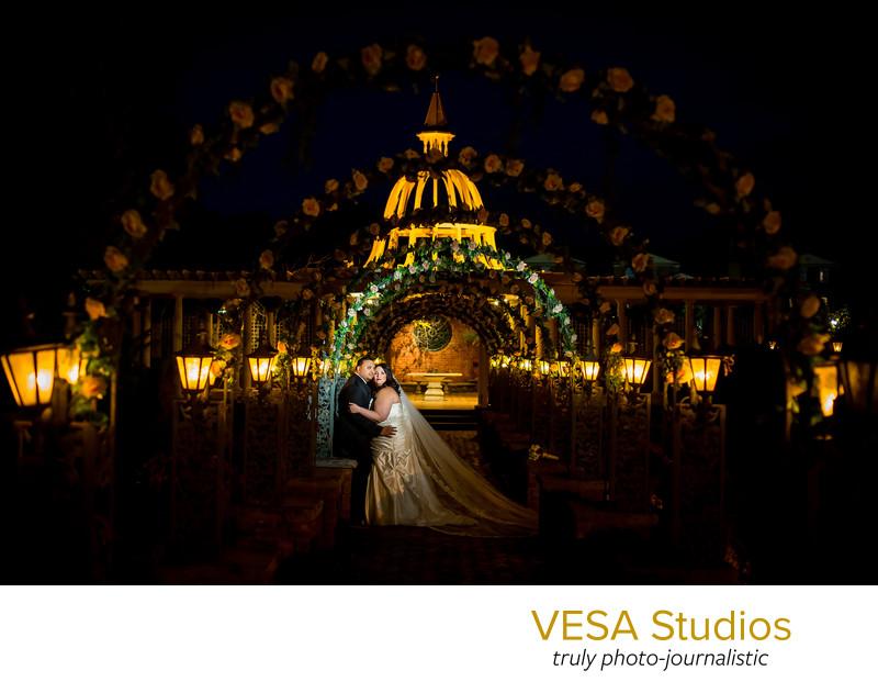 Wedding at the Manor, Night