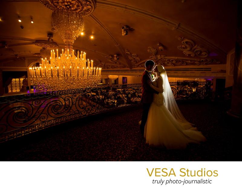 Egyptian wedding at the Venetian