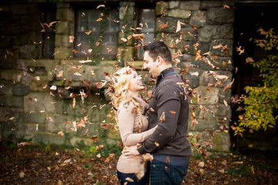 Skylands Manor Engagement