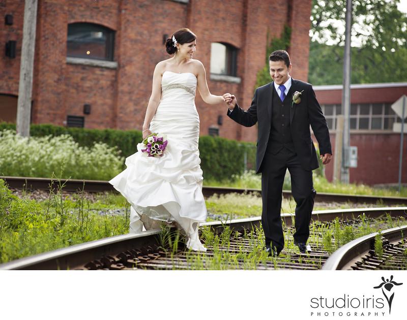 w hotel montreal wedding photographers