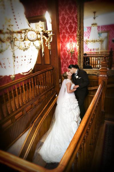 chateau saint antoine wedding pictures
