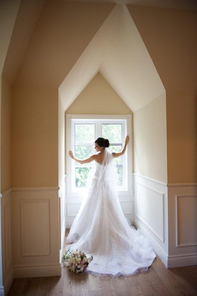 Chateau Taillefer Lafon wedding photos