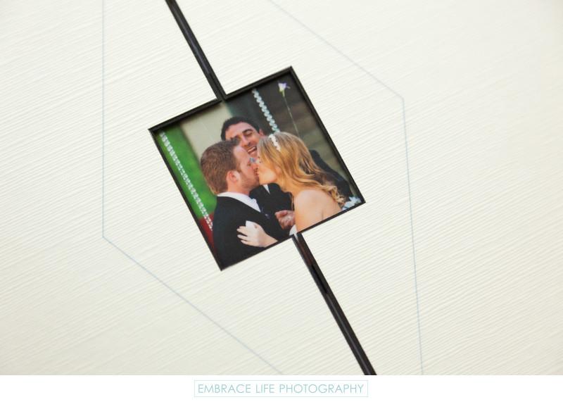 Skirball Center Wedding Photography Modern Album