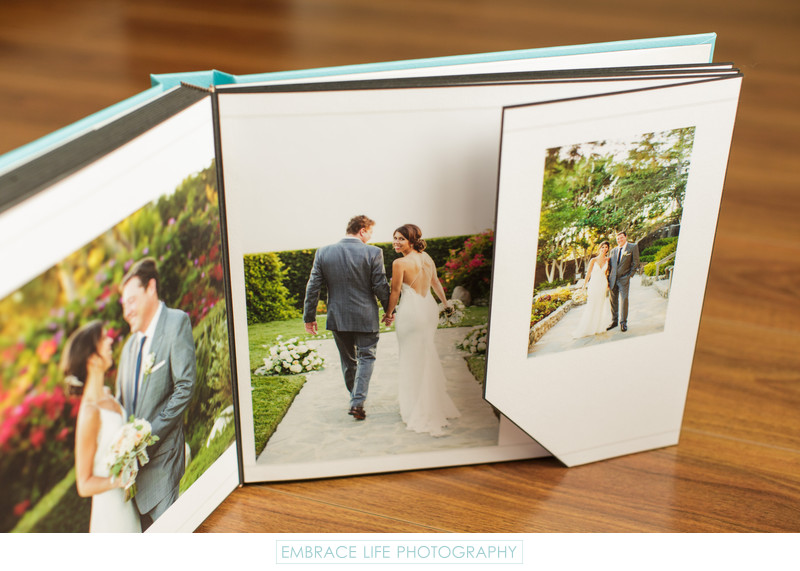 Stone Manor Wedding Photography Malibu - Modern Album