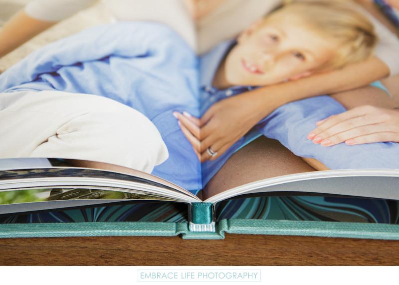 Santa Monica Portrait Photopgraphy Book Detail