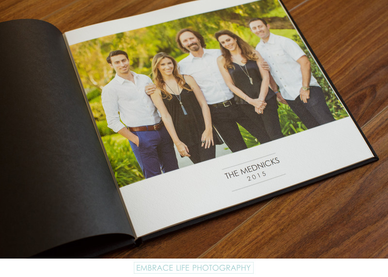 Calabasas Portrait Photography Coffee Table Book