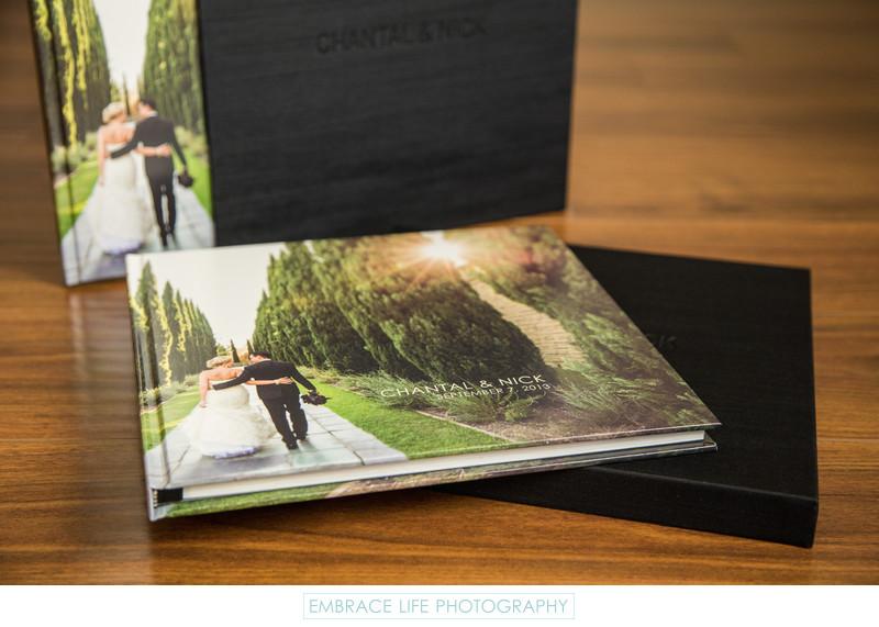 Greystone Mansion Wedding Photography Albums