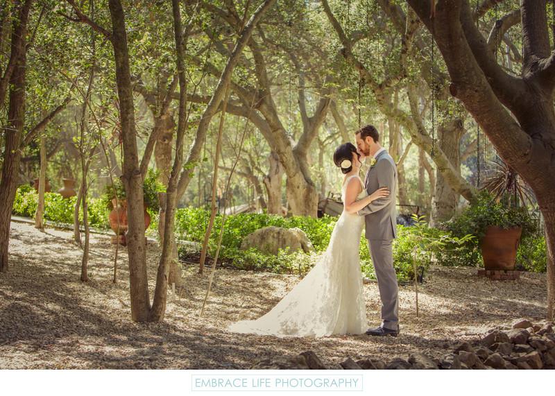 Malibu Wedding Photographer Calamigos Ranch Bride Groom