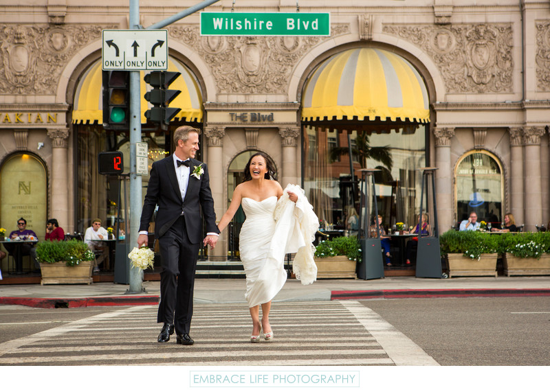Four Seasons Beverly Wilshire Wedding Photographer