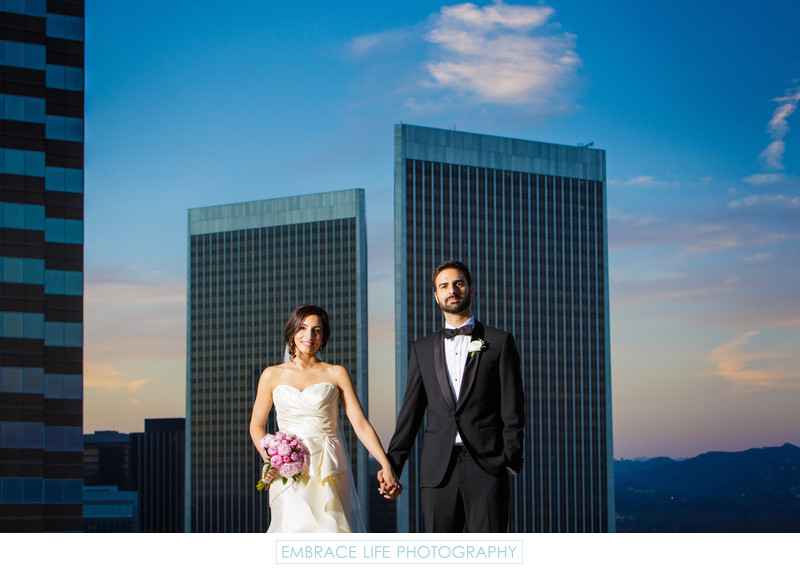 InterContinental Century City Wedding Photographer