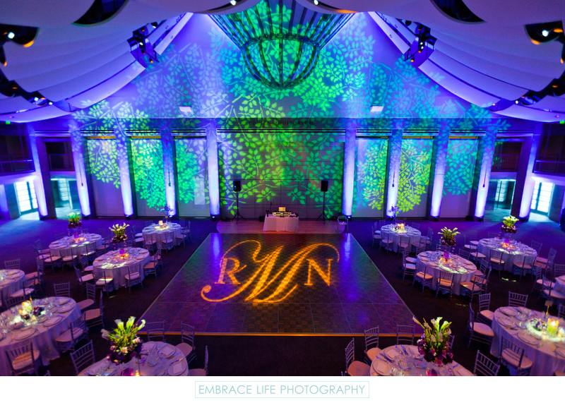 Skirball Cultural Center Wedding, Los Angeles, CA