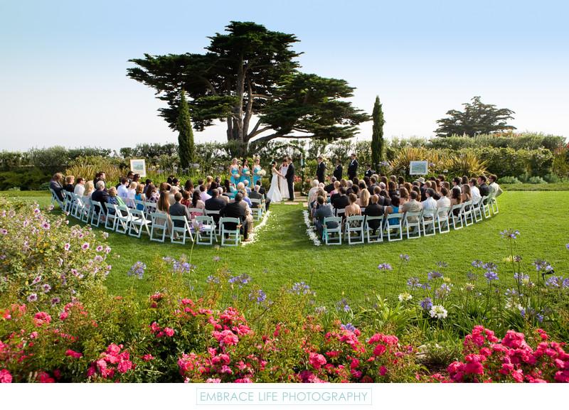 Santa Barbara Wedding Photographer, Hope Ranch Estate