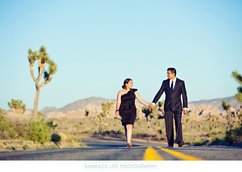 Joshua Tree Engagement Photography Shoot