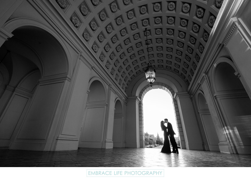 Jeannette Greg Pasadena Wedding Photography St Elizabeth Ann Seton Catholic Church