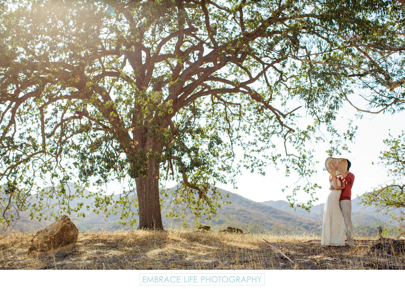 Rustic Outdoor Engagement Photography Session