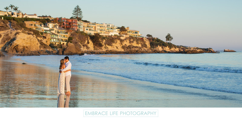 Corona Del Mar Beach Portrait Photographer
