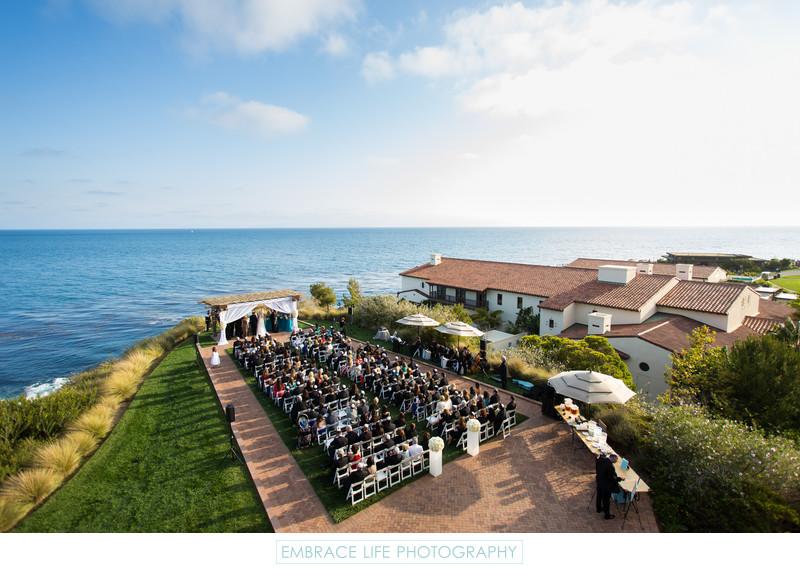 Terranea Oceanfront Resort Wedding in Los Angeles