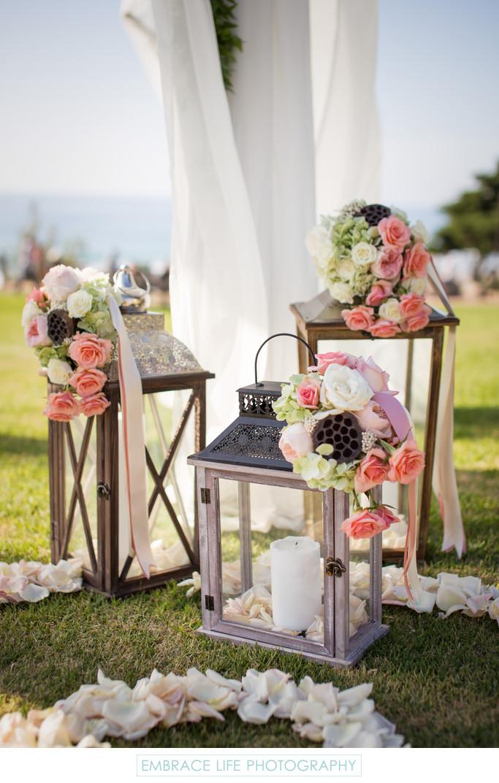 Seagrove Park Beach Wedding Ceremony, Del Mar, C