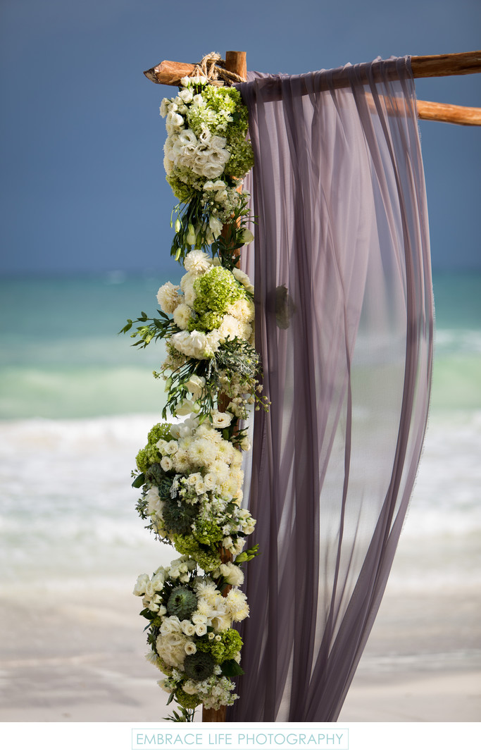 Tulum, Mexico Destination Wedding on the Beach