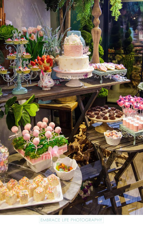 Dessert Table, Westlake Village Party Photographer