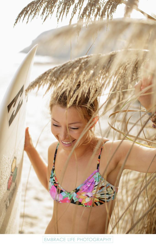 Editorial Surf Photography in Malibu, California