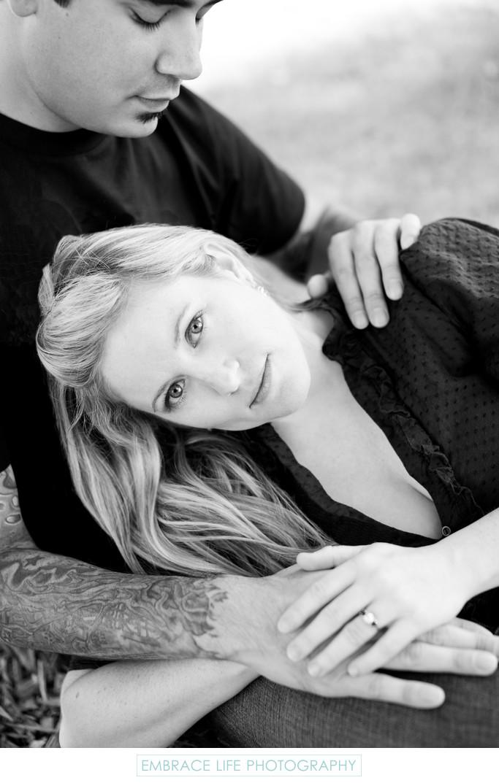 Engagement Portrait in Long Beach, CA