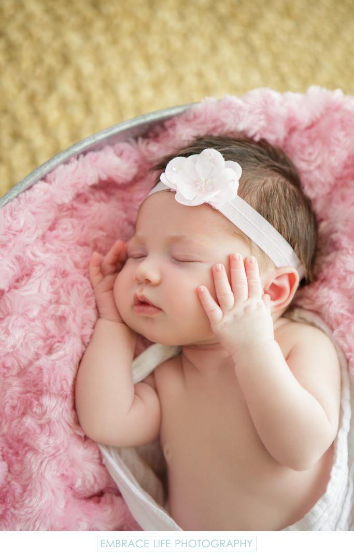 Agoura Hills Newborn Portrait Photographer