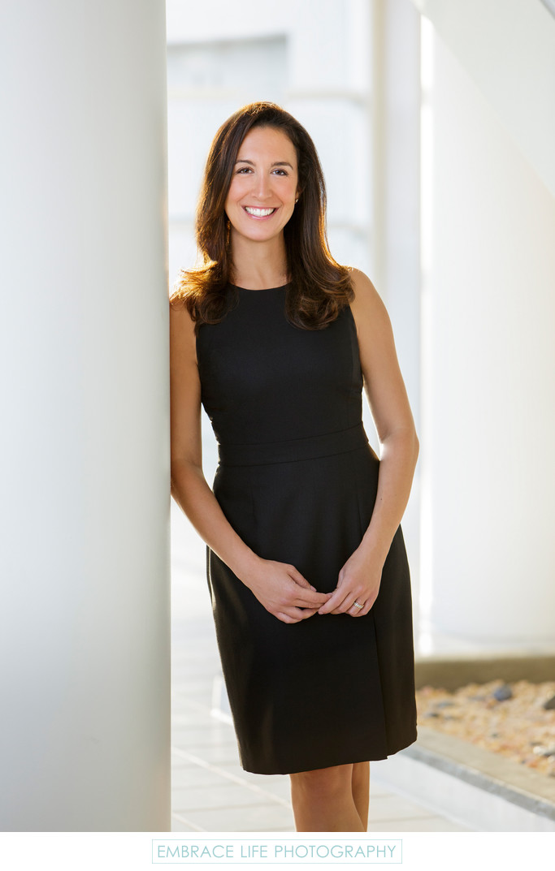 Santa Monica Lawyer Portrait