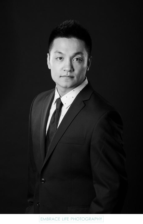 Studio Business Portrait
