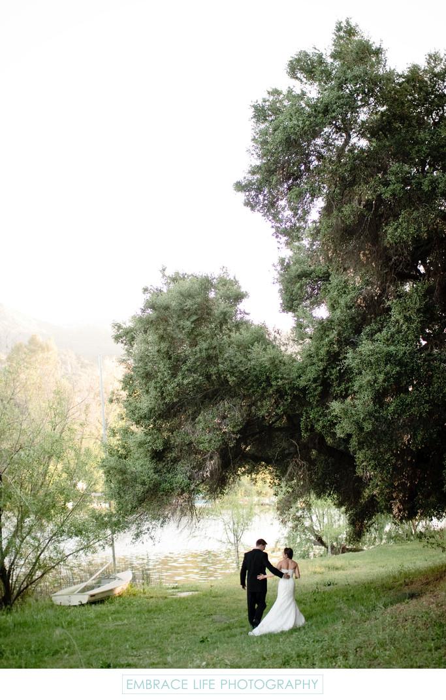 Malibou Lake Mountain Club Wedding Photographer