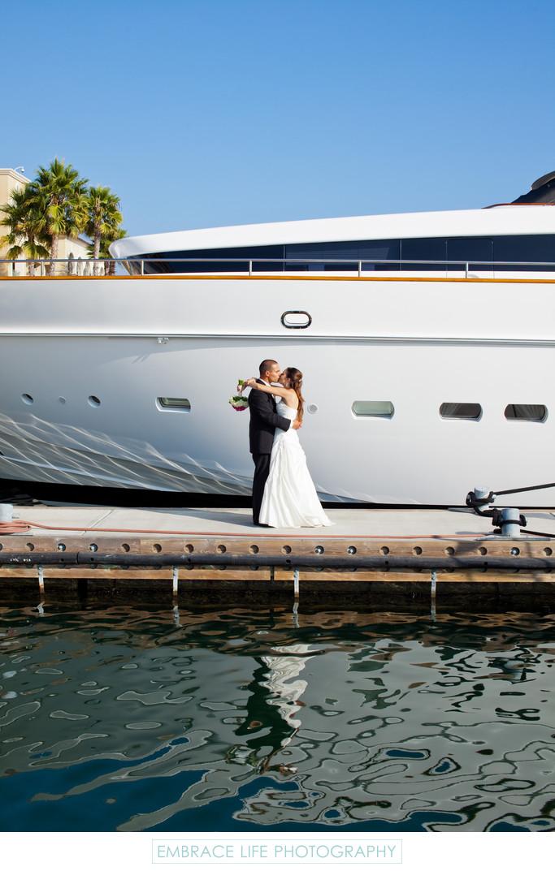 Balboa Bay Club Wedding Photographer, Newport Beach, CA