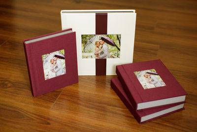 Collection of Calamigos Ranch Wedding Photo Albums
