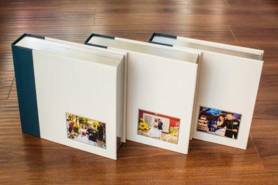 Multi Volume Calamigos Ranch Wedding Photography Album