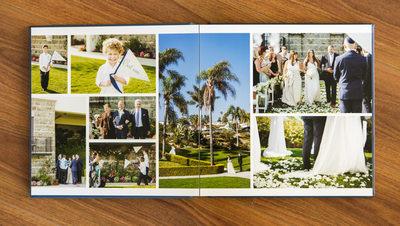 Bel-Air Bay Club Wedding Photography Album