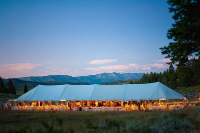 Mammoth Lakes Wedding Photographed in the Mountains