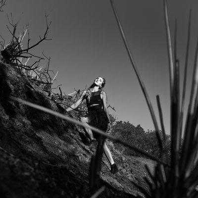 Los Angeles Fashion Editorial Photographer